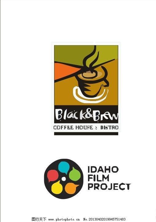 外国logo图片,视觉 创意 商业 艺术 艺术字 抽象-图行