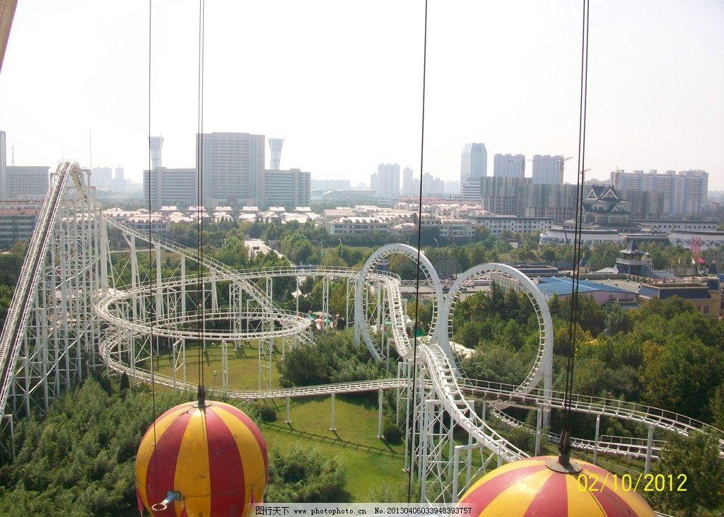 潍坊富华游乐园图片