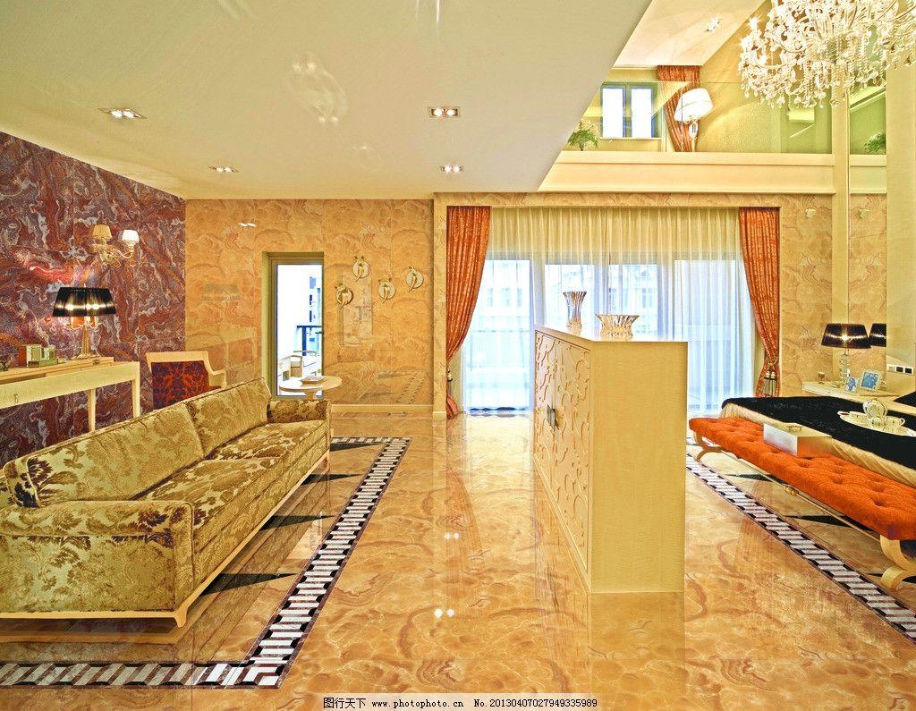 效果图 瓷砖 地砖 室内效果图 玄关 大堂 大理石 吊灯 分层效果图