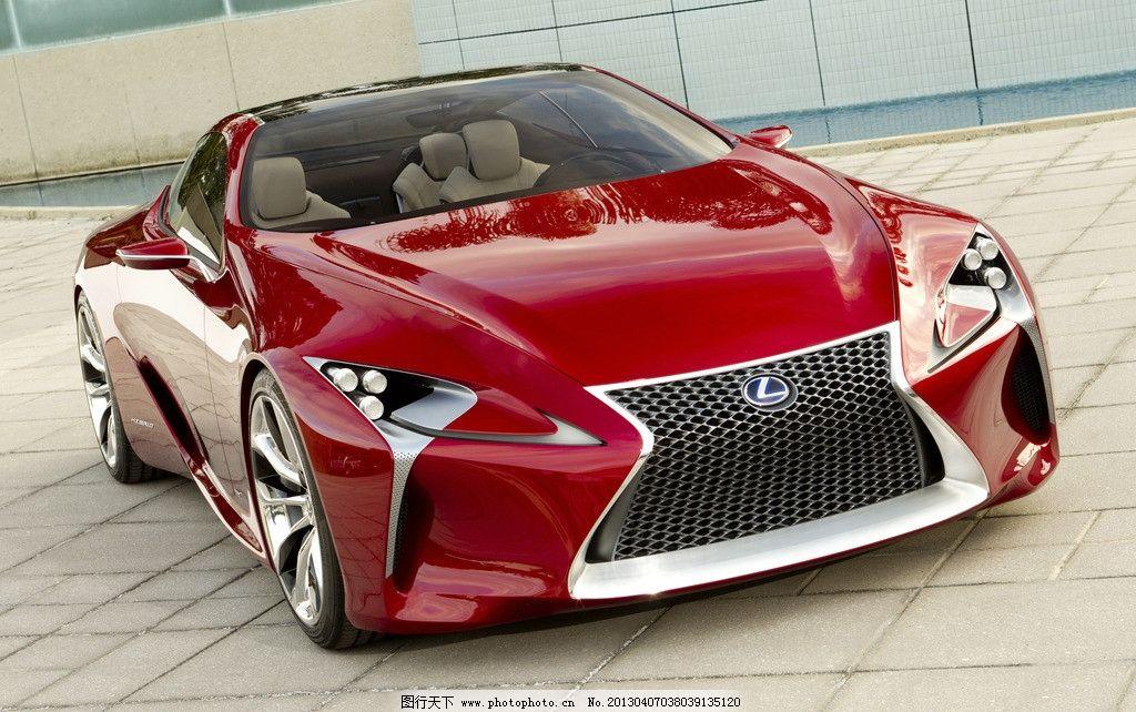 雷克萨斯 丰田 lexus lfa 超级跑车 轿车 轿跑车 suv 越野车 豪华车