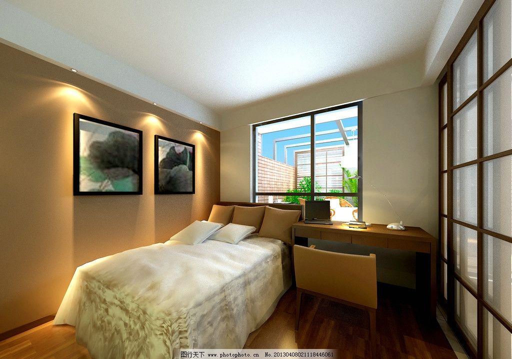次卧 家装 别墅 儿童房 书桌 3d作品 3d设计 设计 72dpi jpg
