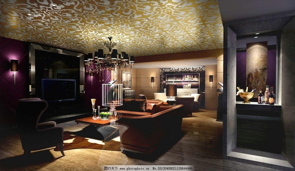 酒吧 家装 别墅      欧式 豪华 吧台 3d作品 3d设计 设计 72dpi jpg