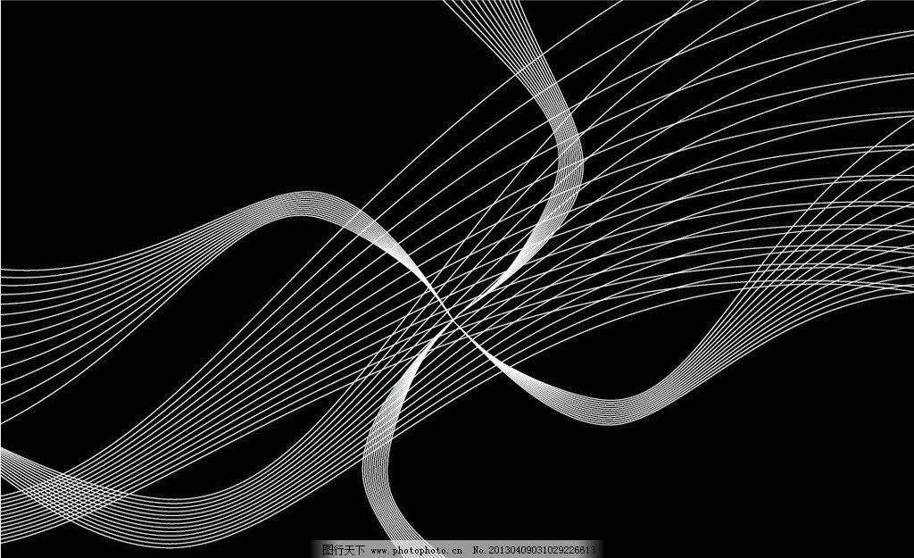 矢量线条 矢量 线条 网线 螺旋 线描 其他设计 广告设计 ai
