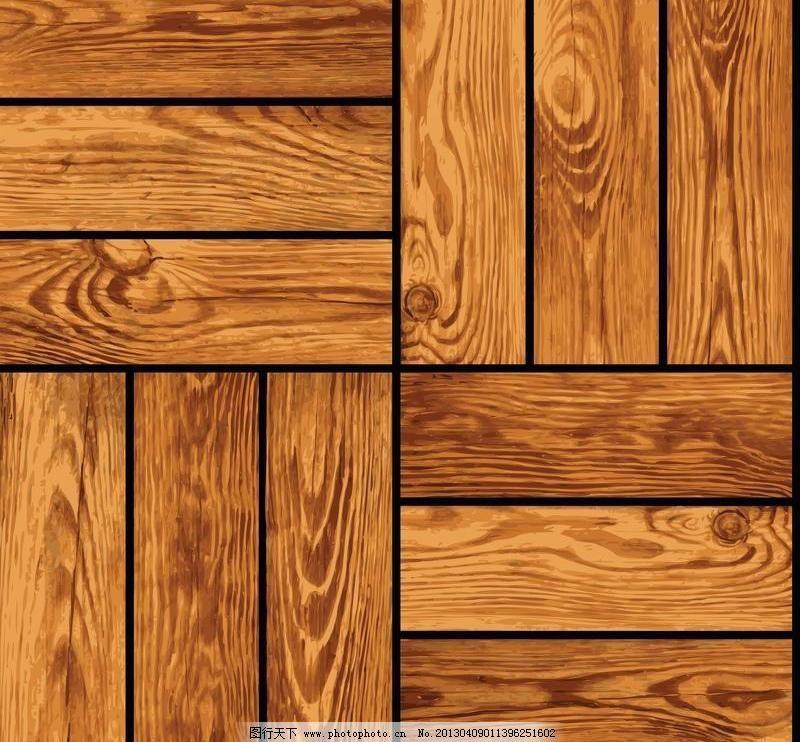 木纹木板图片_室内设计_装饰素材_图行天下图库
