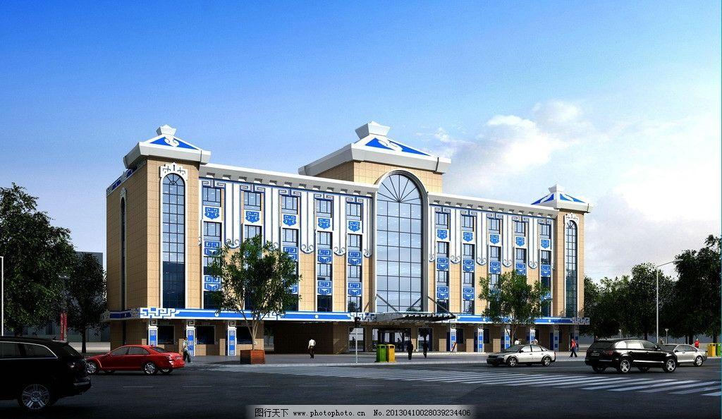 蒙古特色宾馆 蒙古 特色 宾馆 商业        建筑设计 环境设计 设计