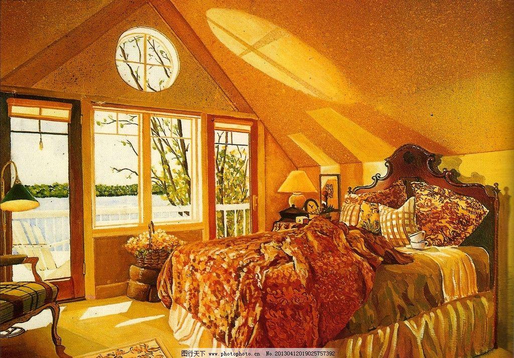手绘/室内手绘图片