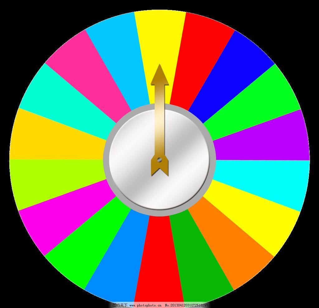 如图所示,将转盘等分成六个扇形,并在上面依次写上数字1,2,3,4,5,
