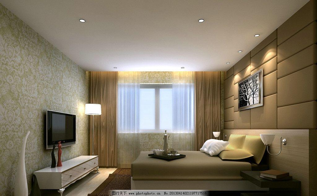 小孩房 卧室效果图 卧室装修图 别墅家装 套间楼房 样板房 家装设计