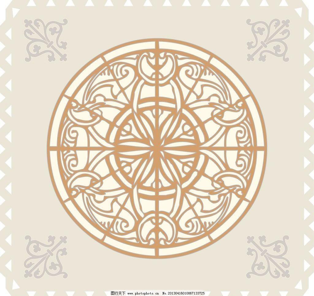花纹 花纹模板下载 花纹矢量素材 花纹模板下载 花纹 欧式花纹 图腾