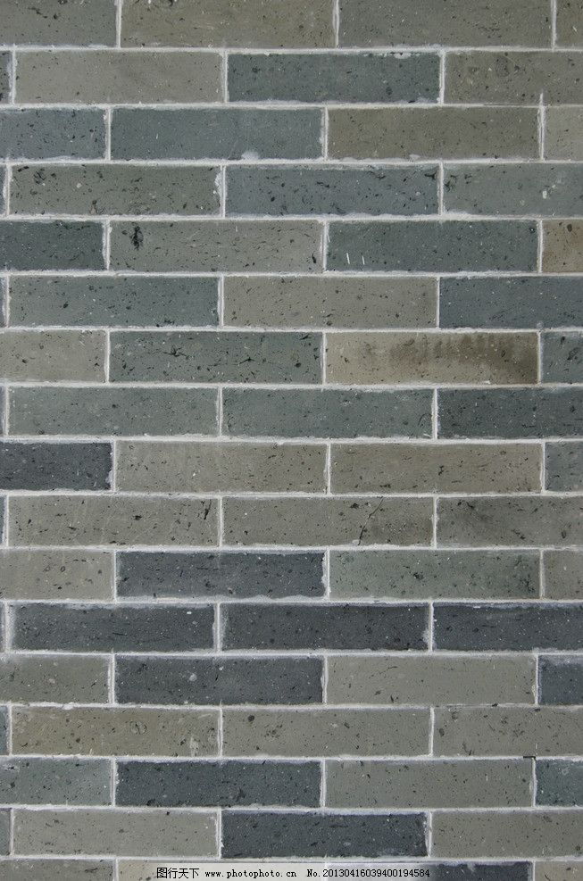 墙砖 背景 墙面 灰色砖 青色砖 深灰色砖 黑色杂点 建筑摄影 建筑园林