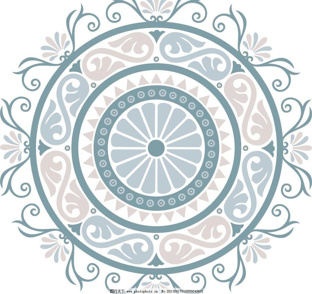 高贵 古典 花纹 花纹矢量素材 花纹模板下载 花纹 欧式花纹 图腾 欧式