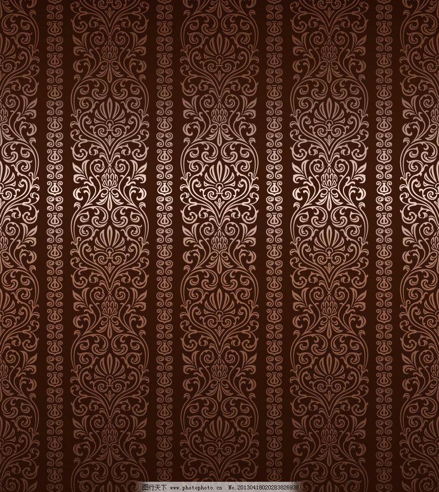 简单欧式地毯手绘