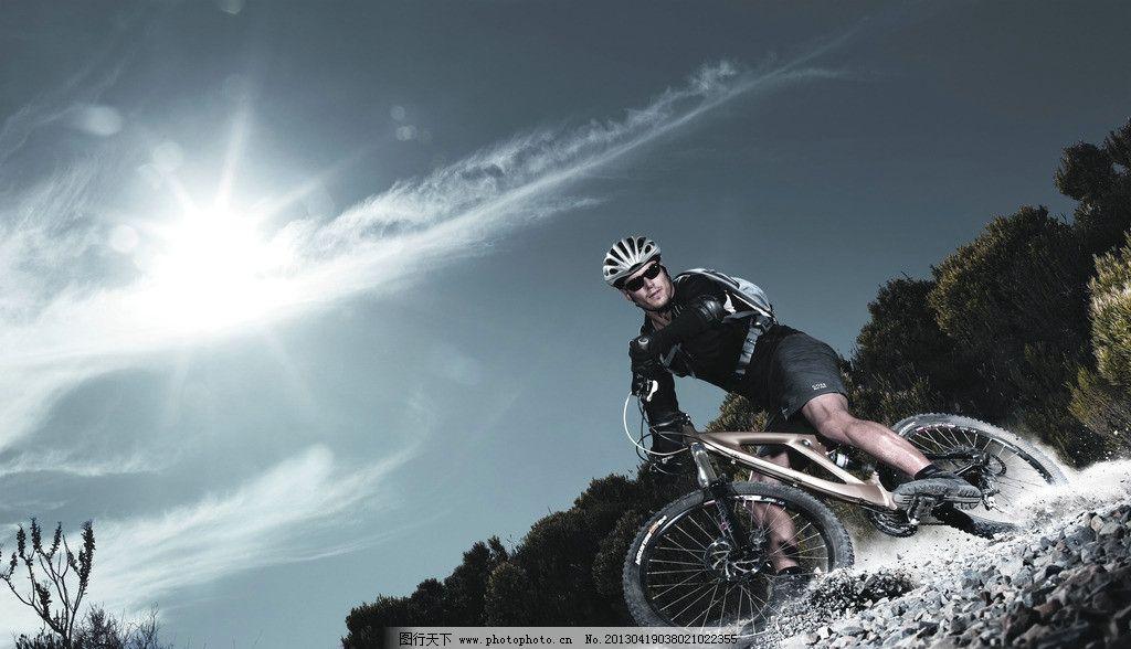 宝马自行车图片