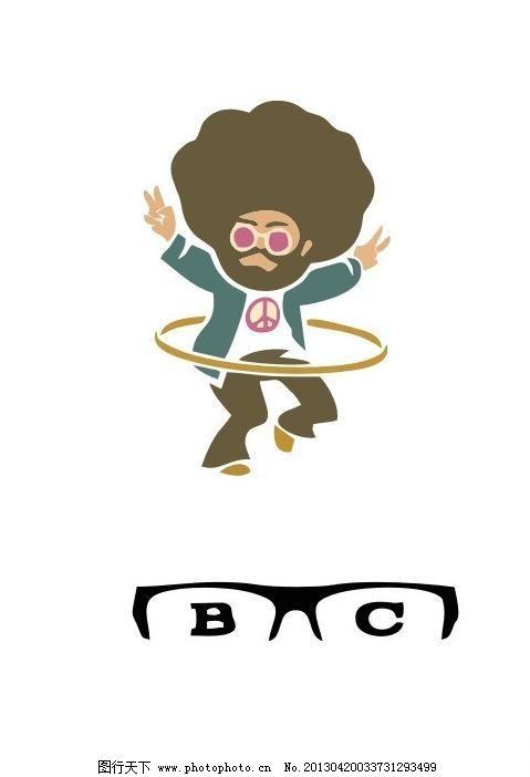 眼镜logo rap 摇滚 嘻哈 眼镜 外国 国外 西方 欧美 西式 欧式 简洁