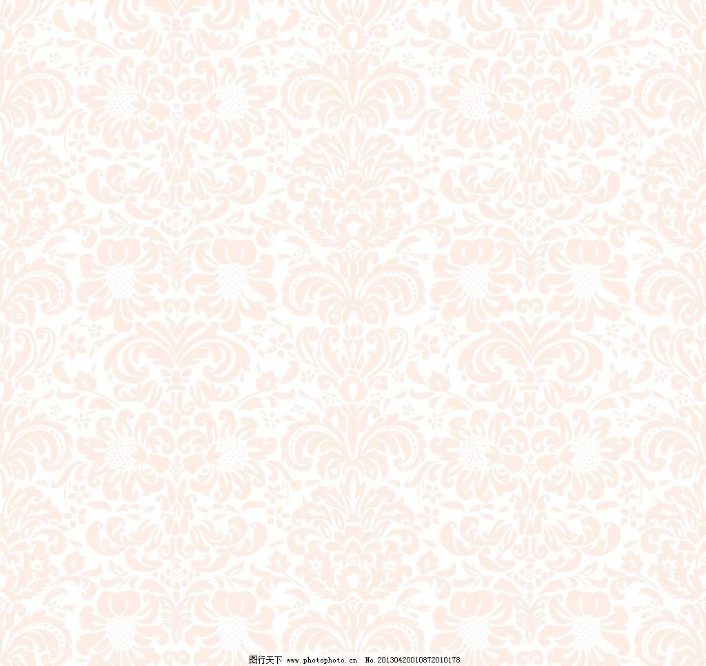 古典花边 古典底纹 复古花卉花纹 手绘花纹 古典边框 欧式花纹 欧式花