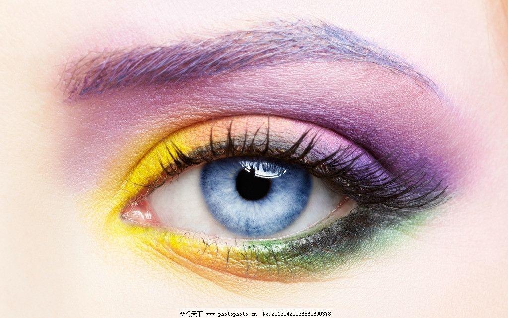 美丽眼睛图片