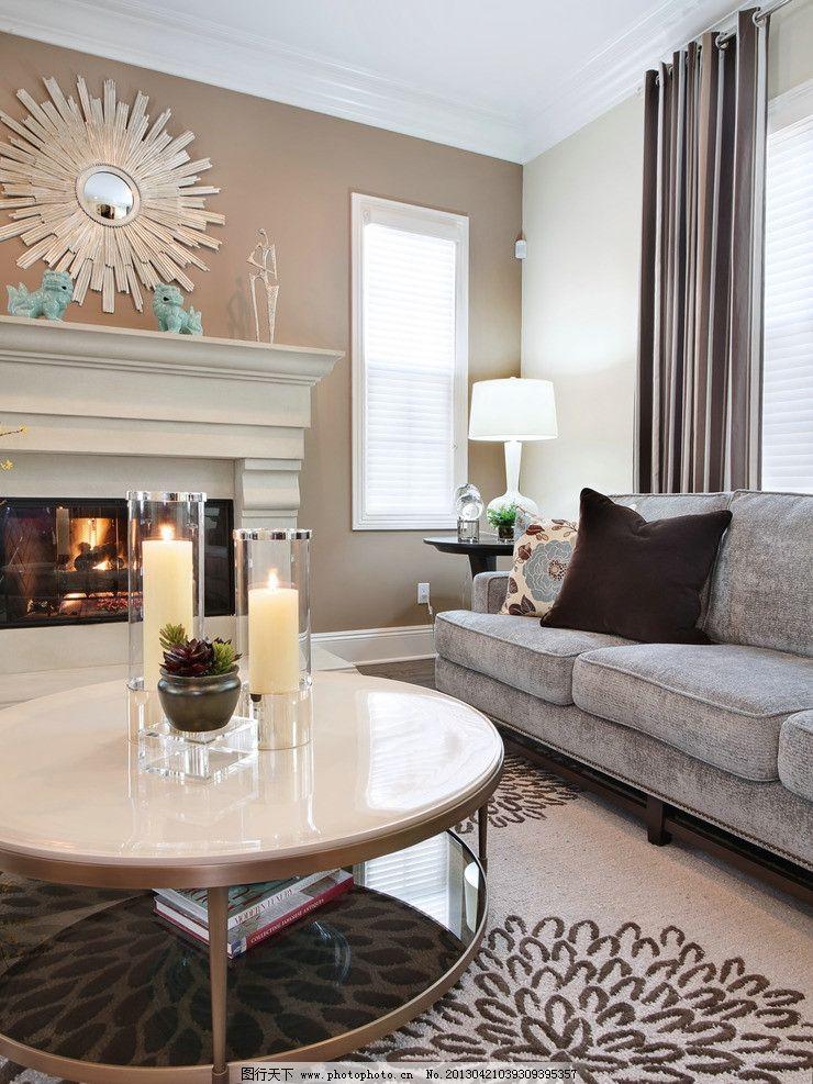 大厅欧美 北欧风格 美式 装修 真皮沙发 客厅 吊顶 书架 木地板图片