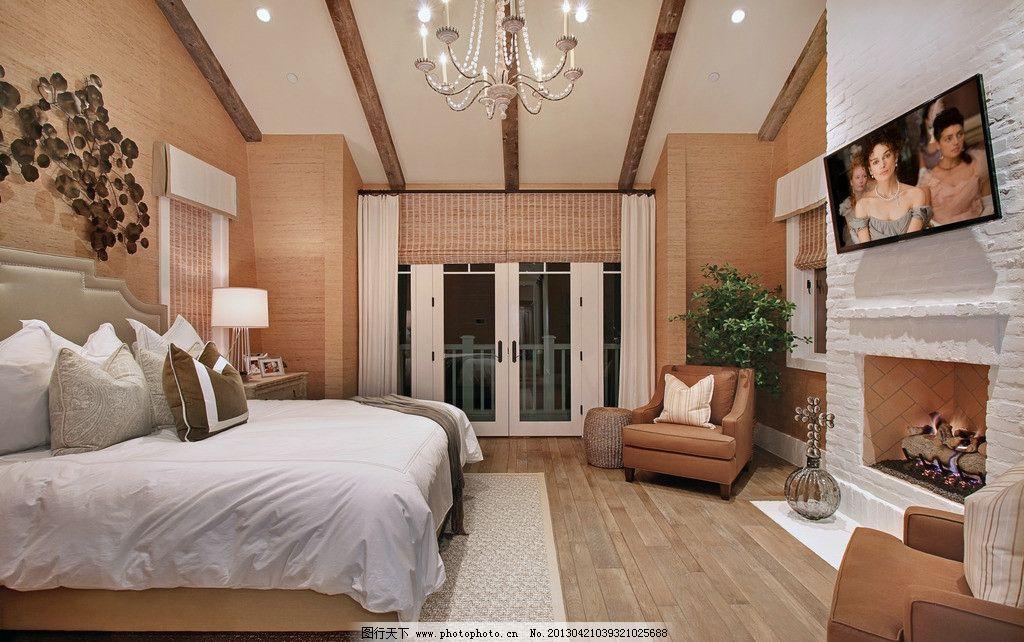 卧室风格 北欧风格 美式 装修 大厅 真皮沙发      吊顶 书架 木地板