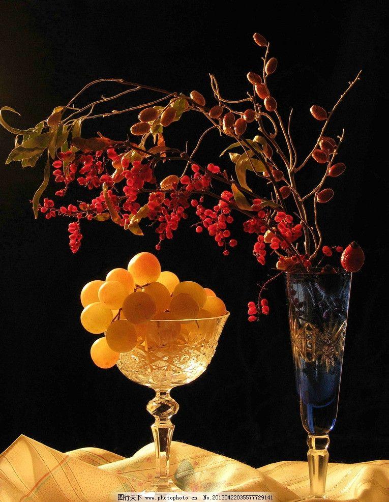 静物摄影 俄罗斯 东欧 水果 提子 生物世界