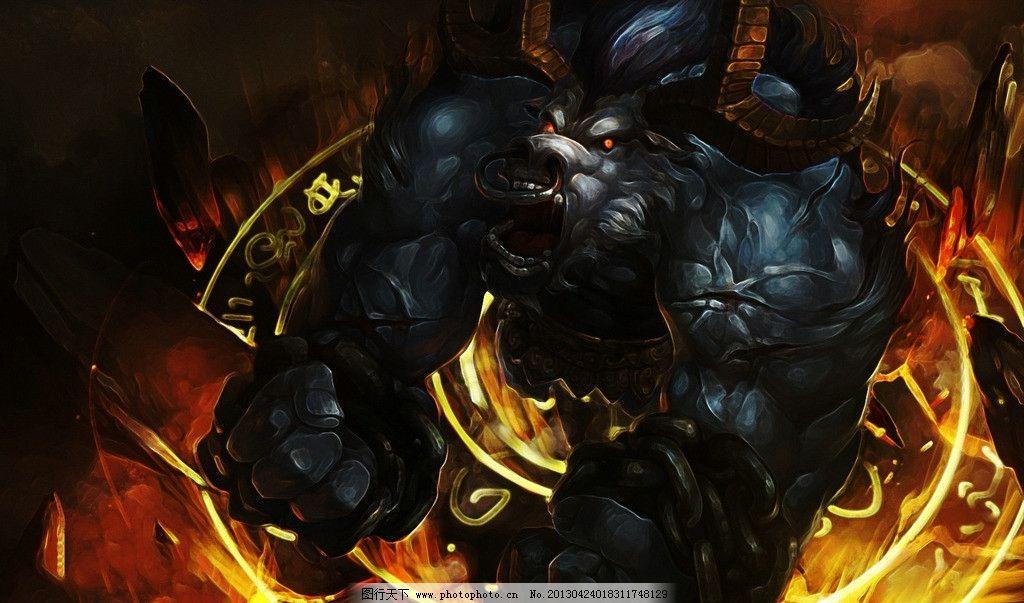 魔兽世界 原画 原画设计素材 角色 插图 游戏壁纸 动漫人物 动漫动画