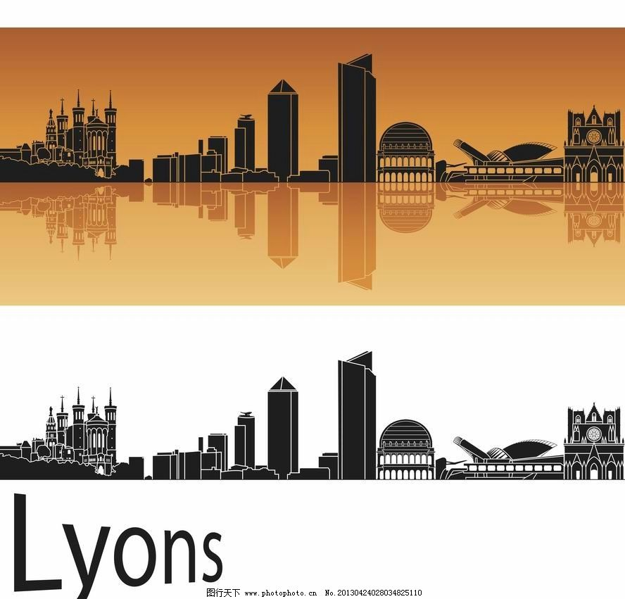 金融大厦 楼房 建筑 房地产 城市建设 城市轮廓线 繁荣 繁华 剪影