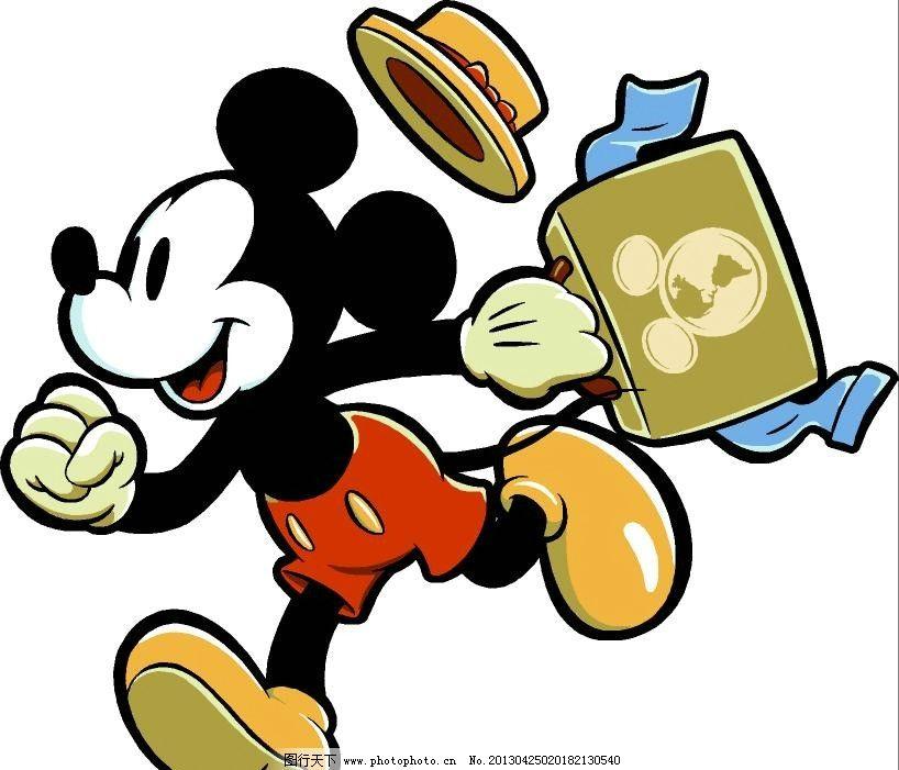 米奇图片,动画 可爱 米老鼠 吉尼斯 卡通设计 广告-图