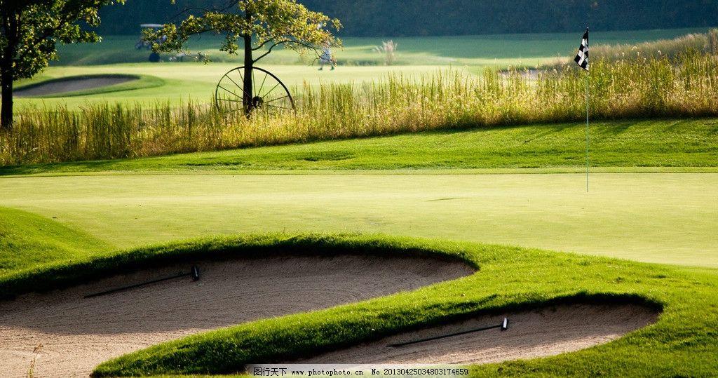 高尔夫球场图片