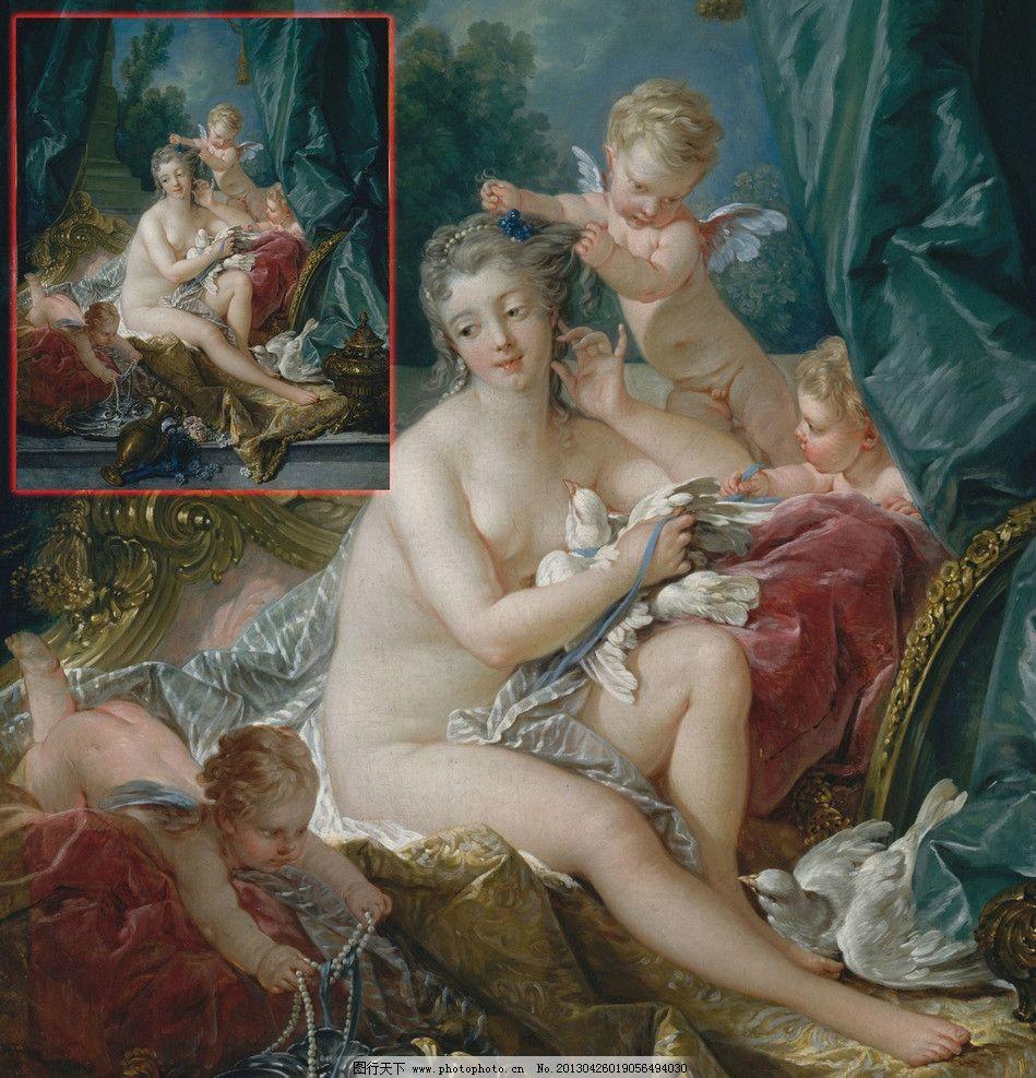 人物油画 油画 世界名画 欧洲油画 抽象油画 名画 绘画书法 文化艺术图片