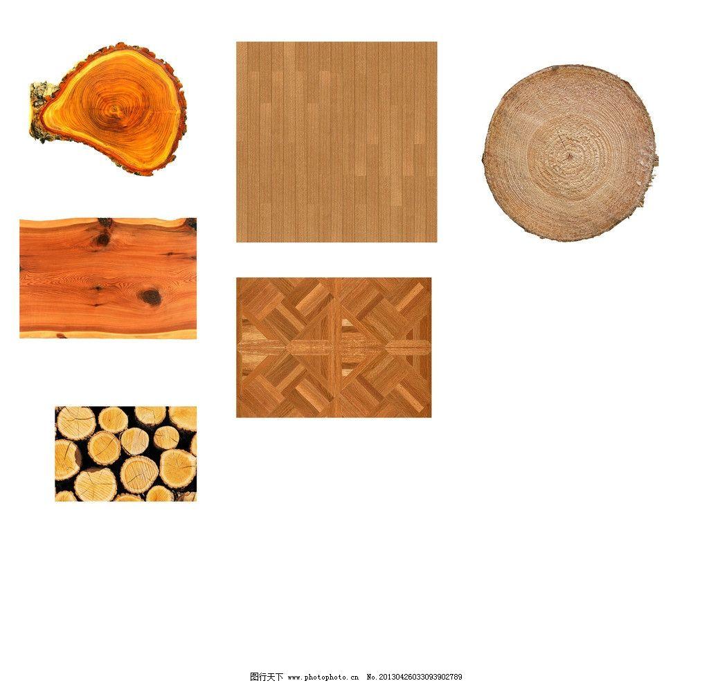 木头 实木 地板 圆形木头 木 psd分层素材 源文件 72dpi psd