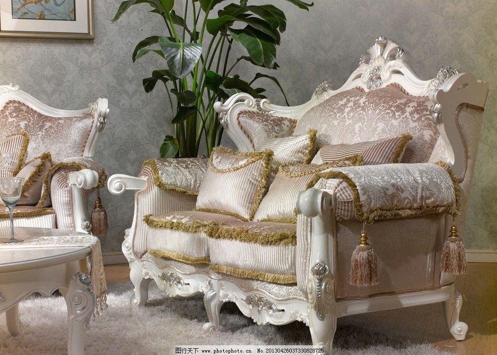 沙发 单人沙发 两人沙发 三人沙发 家居 家具 家私 欧式 家居生活