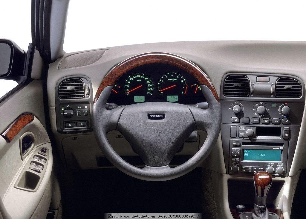 汽车内部按钮图解 驾驶室