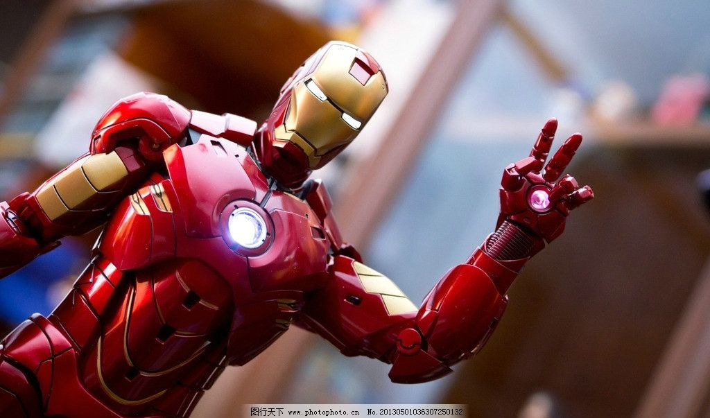 钢铁侠 科幻 电影 桌面 背景 明星偶像 人物图库 摄影 72dpi jpg图片