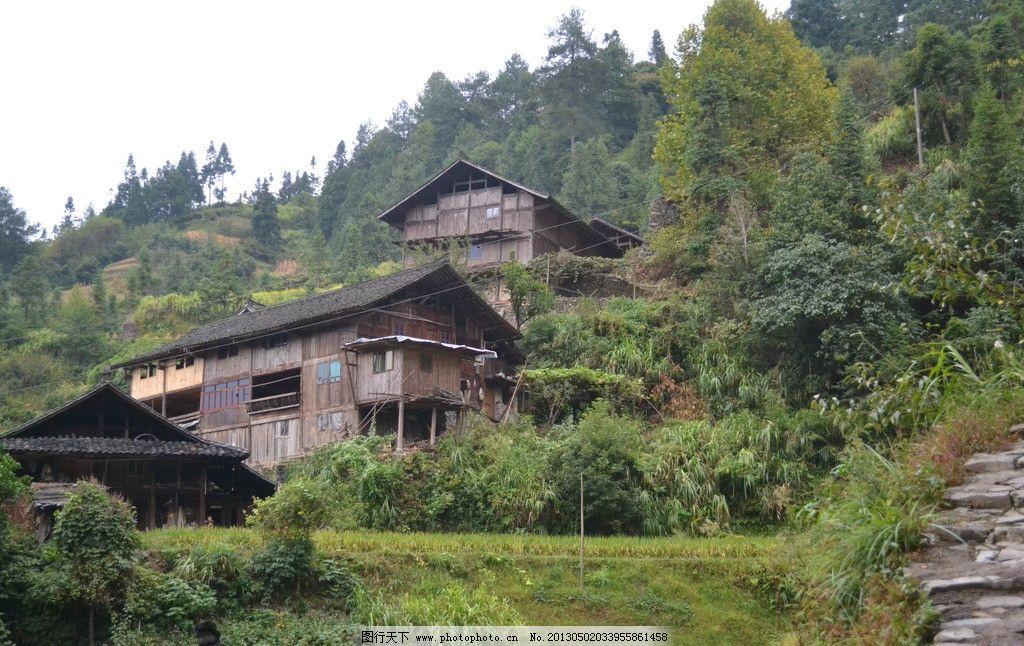木制房图片