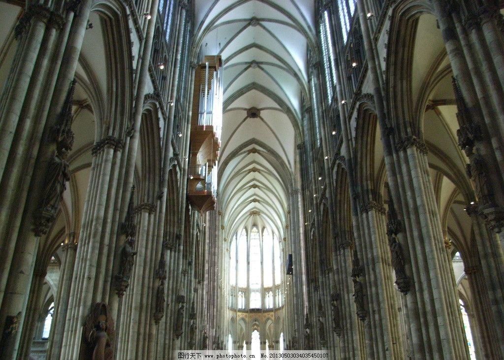 欧式基督教堂图片