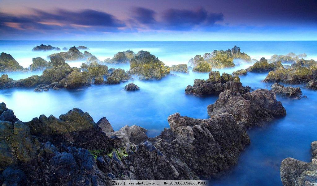 宁夏/礁石图片