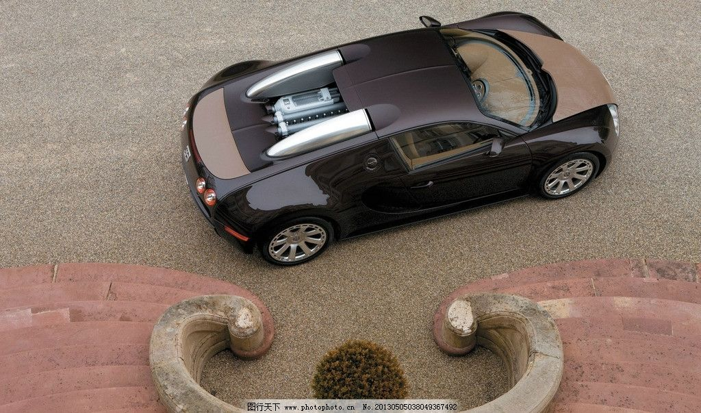 布加迪威龙 汽车图片