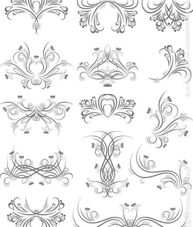 简笔画 设计 矢量 矢量图 手绘 素材 线稿 626_736