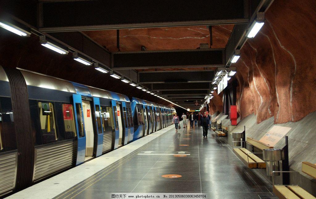地铁站 轨道交通 交通 交通工具 运输 铁轨 车站 地铁 交通运输工具