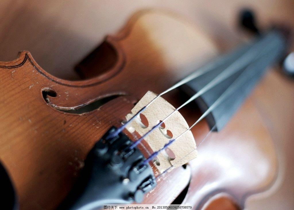 小提琴 琴弦 微距 文艺 浪漫 其他 文化艺术 摄影 72dpi jpg图片