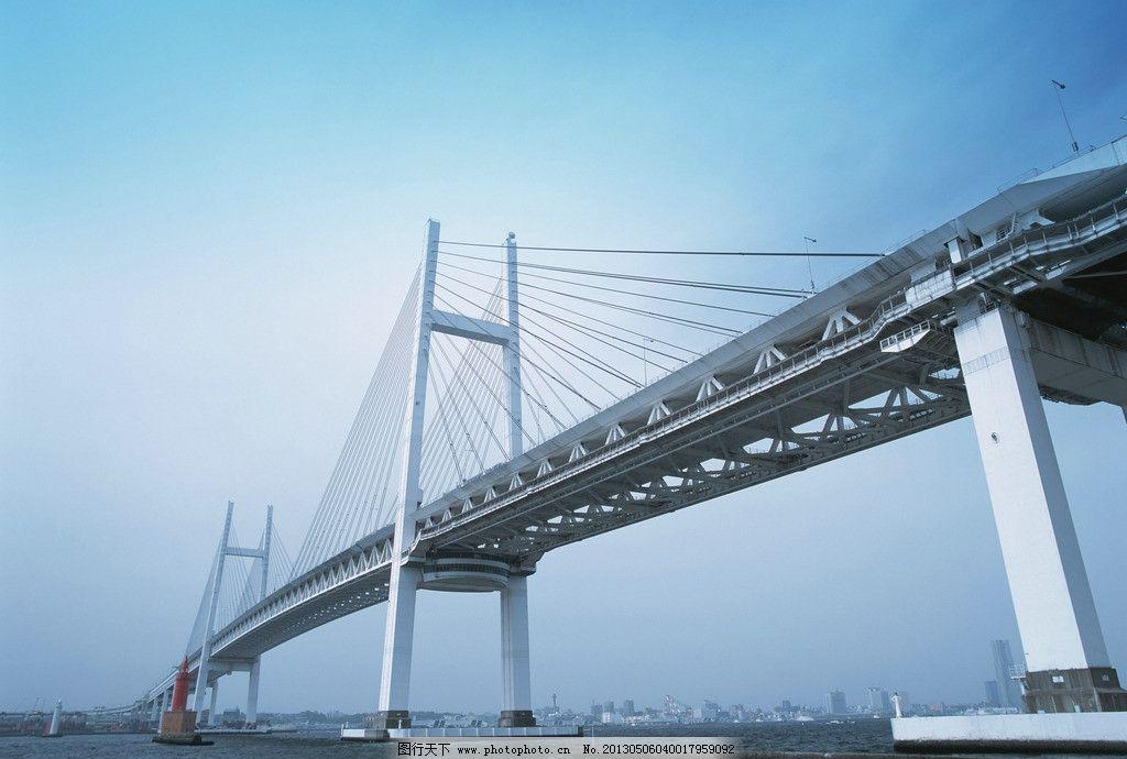 大桥 桥 海面 跨海大桥