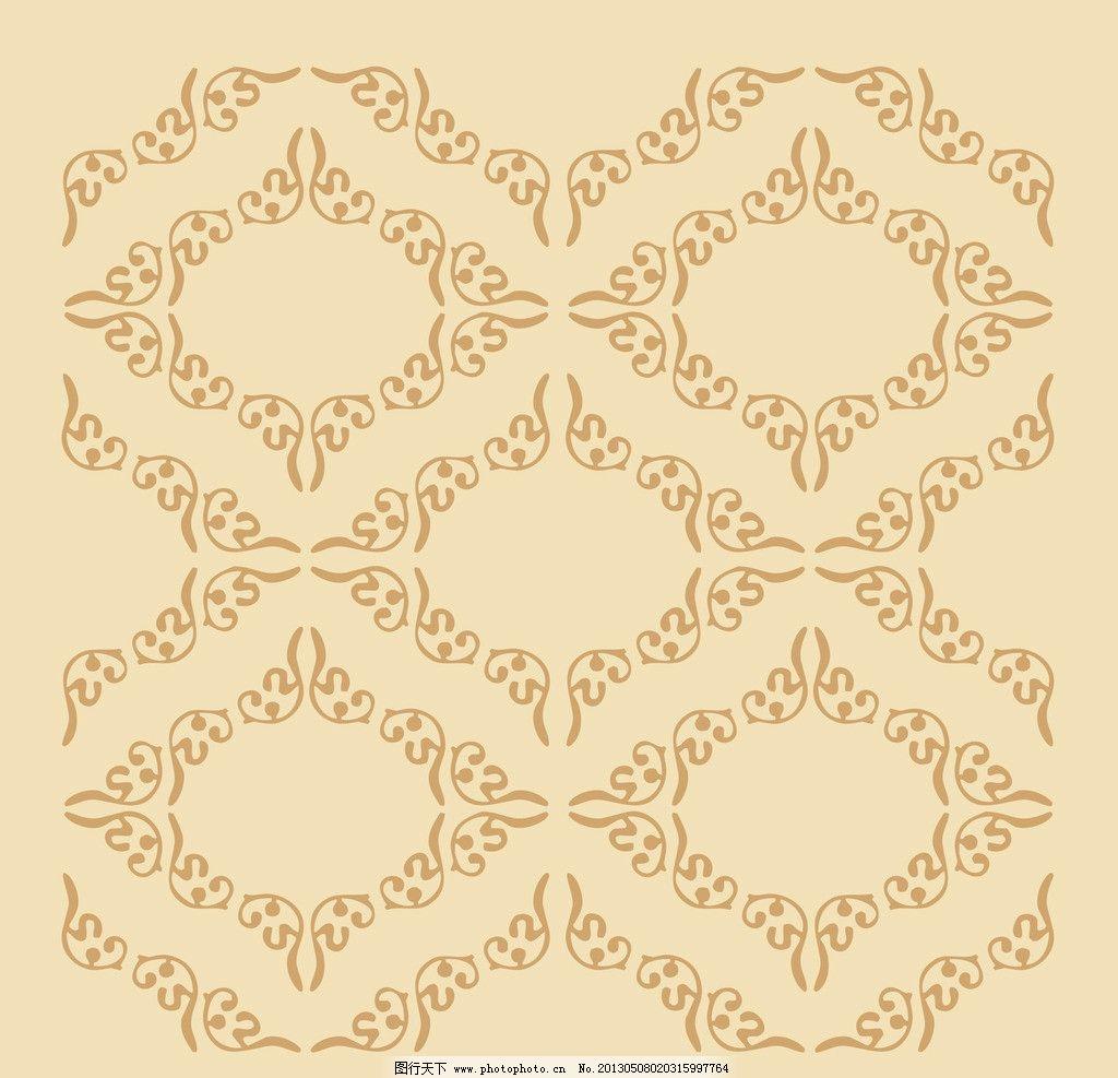 欧式印花图片