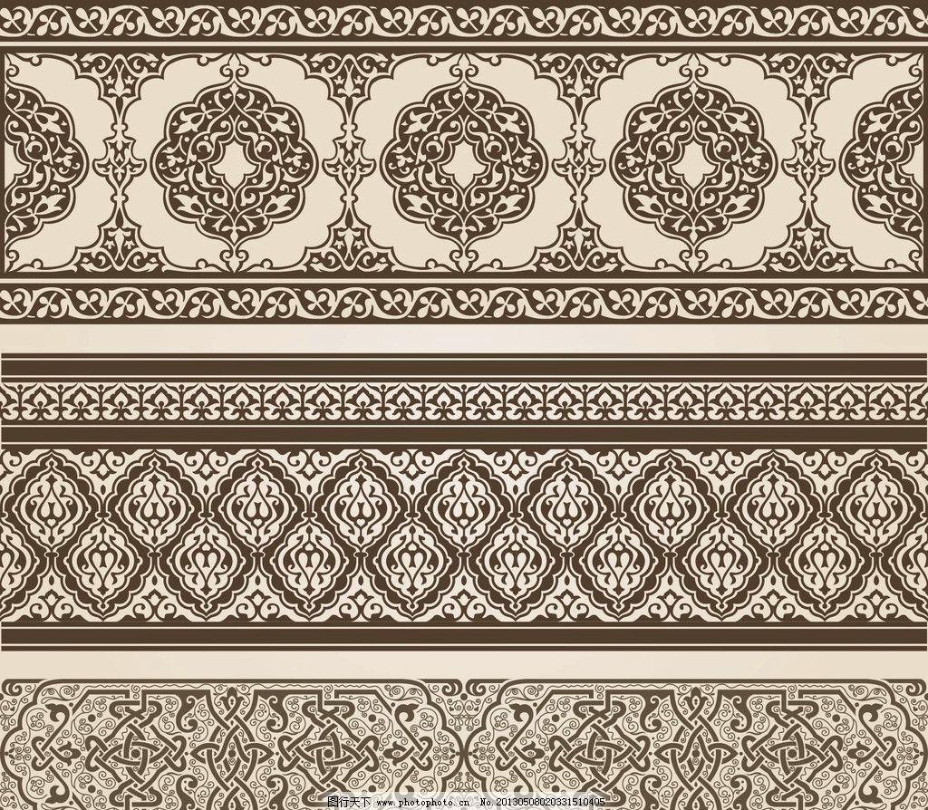 花纹图片,欧式花纹 图腾 古典花纹 复古花纹 花纹墙纸