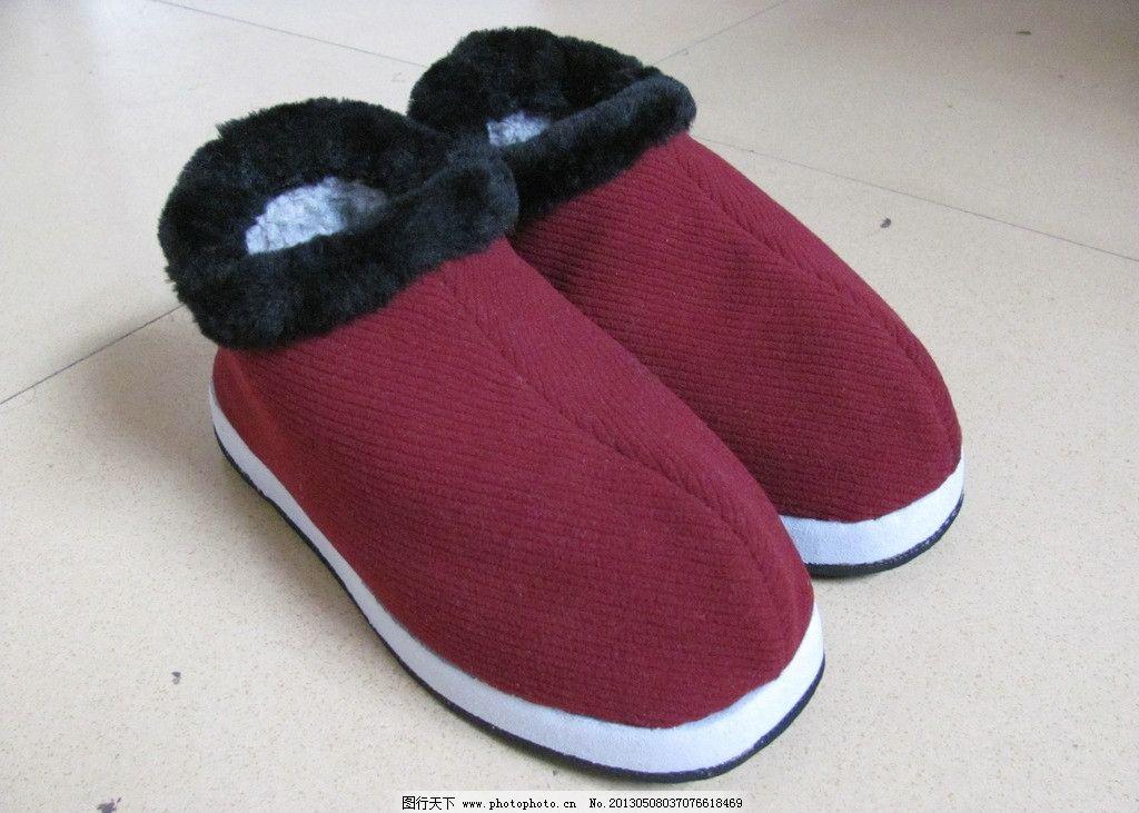 湖南特色手工棉鞋图片