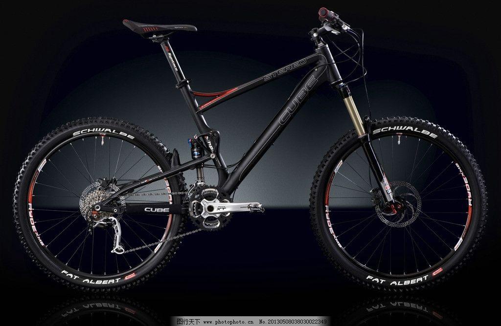 山地自行车图片