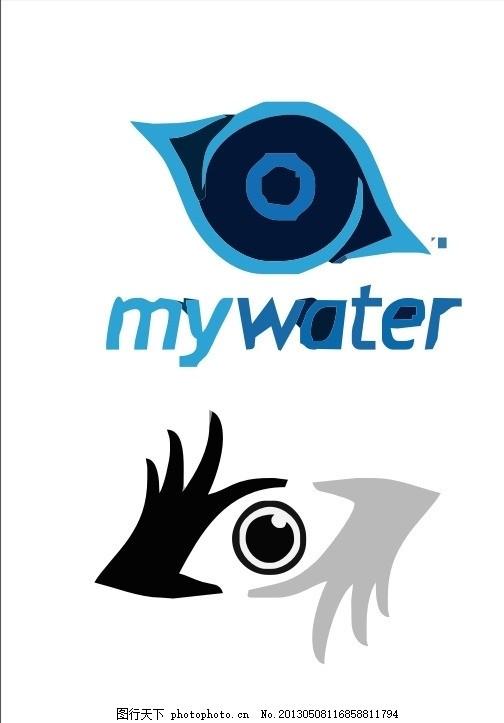 眼睛设计绘画创意图片