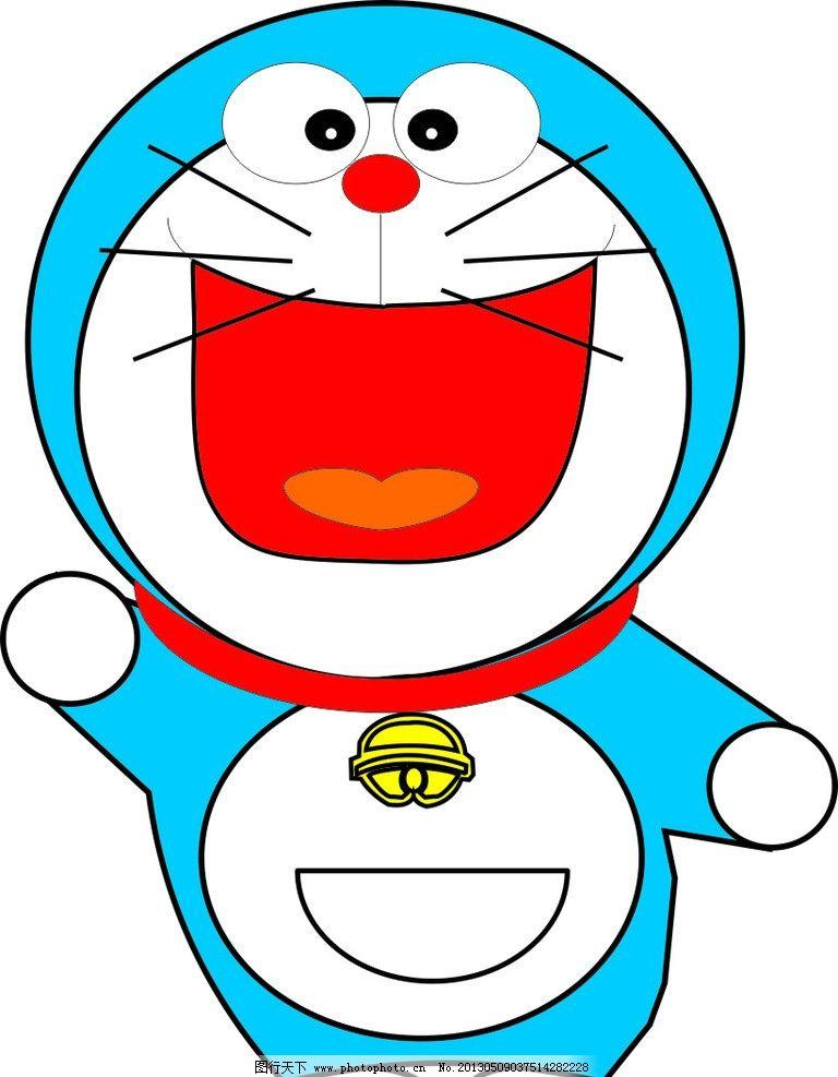 叮当猫 卡通猫 小猫咪 猫猫 哆啦a梦 猫子 卡通动漫 动漫 动漫猫 美术
