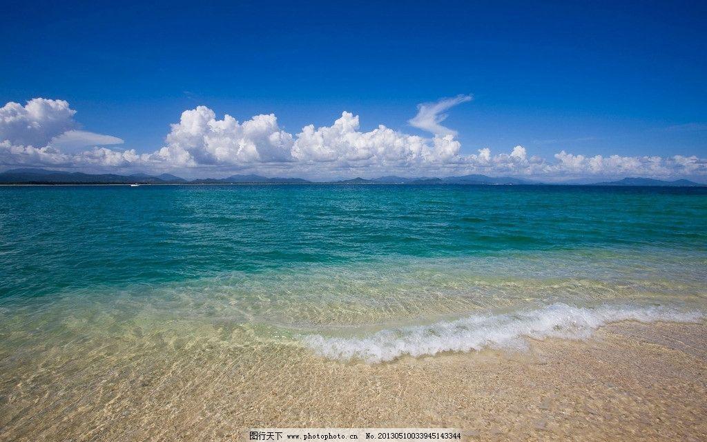 三亚海沙滩 壁纸