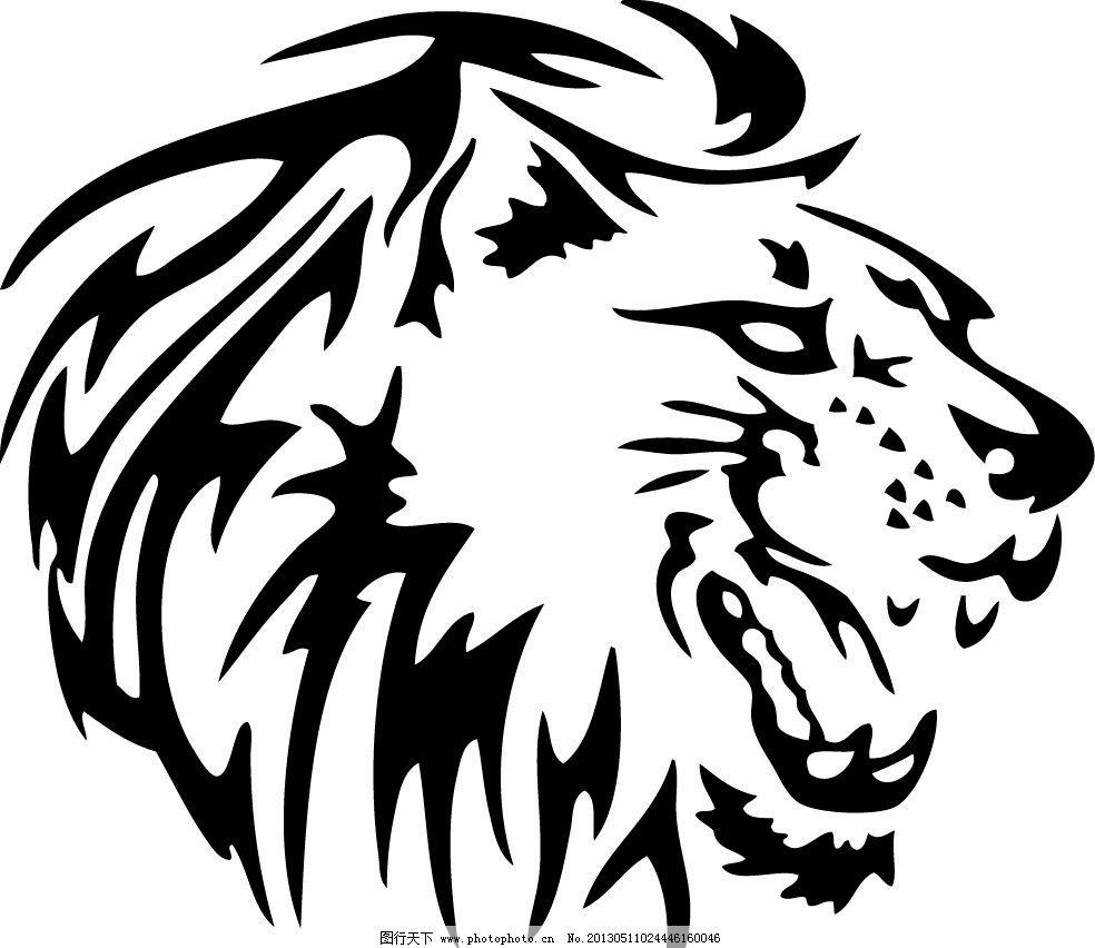 野生动物世界标志