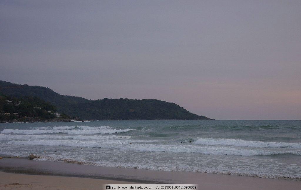 普吉岛海边图片