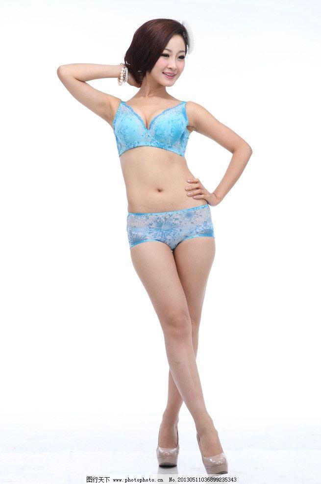 内衣模特 内衣模特左侧面 内衣模特展示 美女 文胸 成熟 长发 塑身